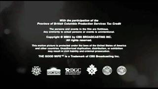 Scott Free/King Size Productions/Small Wishes/CBS Productions (2010)