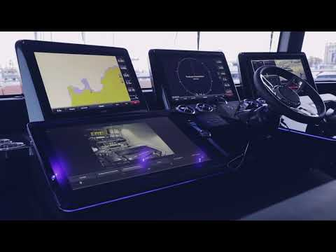 Garmin Marine 2018  brand video
