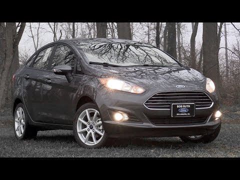 Ford Fiesta: Review