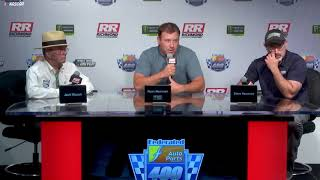 Ryan Newman Lauds Wife Krissie'S Work To Rescue Animals After Hurricane Florence