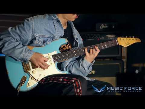 [MusicForce] Suhr Classic Antique Demo - Guitarist 김호현