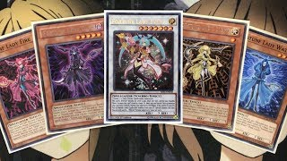 My Fortune Lady Yugioh Deck Profile for Post Rising Rampage