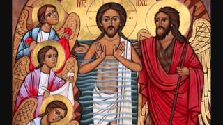 Those who have been baptized in Christ have put on Christ forever (Orthodox Hymn in English)