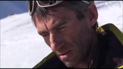 Les confidences des alpinistes André Georges et Erhard Loretan
