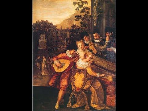 Orazio Vecchi's Selva di Varia Ricreatione (1590): late Italian Renaissance music
