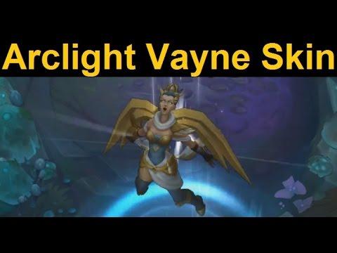 Arclight Vayne Skin Spotlight - No Relation to Arclight Spanner