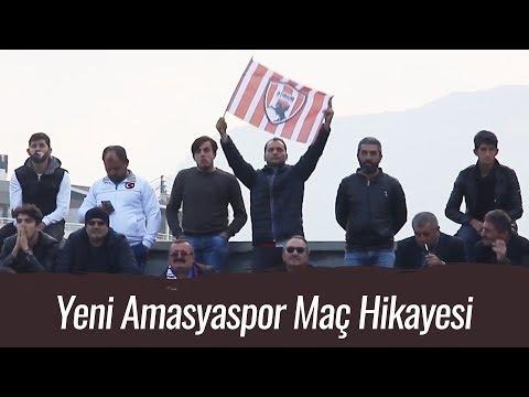 Yeni Amasyaspor - Atakum Belediyespor Maç Hikayesi