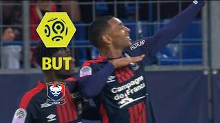 But Ronny RODELIN (50') / SM Caen - FC Metz (1-0)  / 2017-18