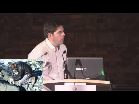 """David Bond talks about a """"CATASTROPHIC MIDDLE PERMIAN EXTINCTION"""""""