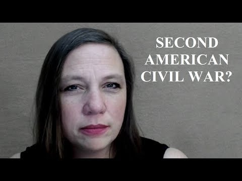 Will There Be A Second American Civil War?