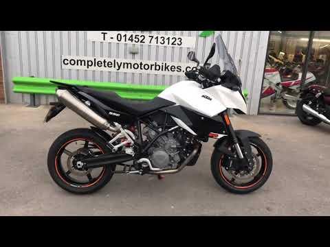 KTM 990 Supermoto T 2012 - Completely Motorbikes