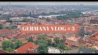 Germany Vlog #3 | Leipzig + Prague Trip