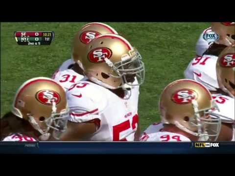 2012 49ers @ Jets