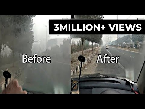 How To Remove Fog | How to Stop Car Windows from Steaming Up | Car Problem | Simple | VBO Vlogs