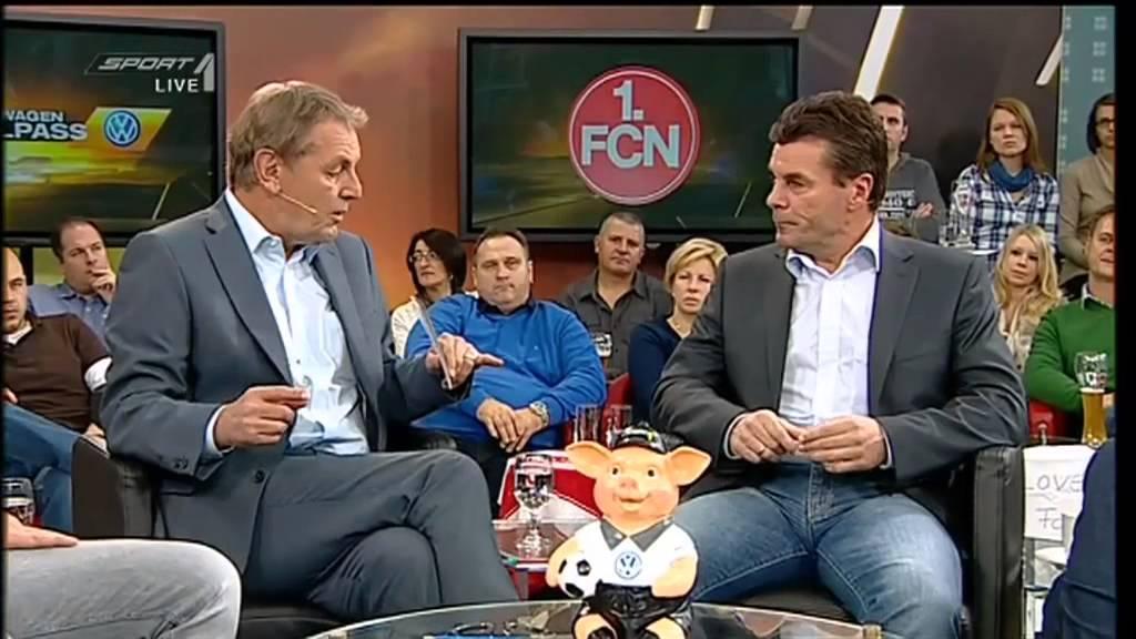 Dieter Hecking Fcn