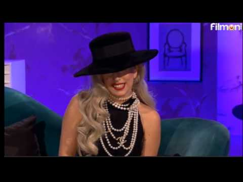 Lady Gaga on Alan Carr: Chatty Man - Interview + Performance Marry The Night