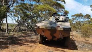 Video BAE Systems AMV35 creeping through scrub download MP3, 3GP, MP4, WEBM, AVI, FLV Mei 2018