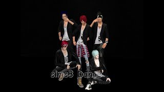 【sims3 MMD】NSYNC- itMakesMeill