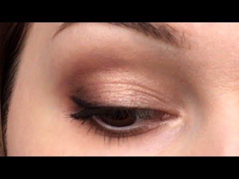 МАКИЯЖ ДЛЯ КАРИХ ГЛАЗ/makeup For Brown Eyes For Every Day