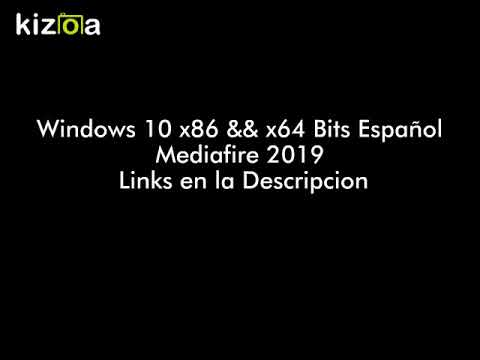 Windows 10 2019 – 32 & 64 Bits Español