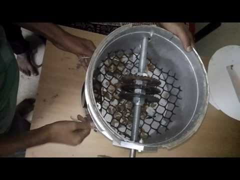Mechanical Engineering Project - Organic Waste Composter