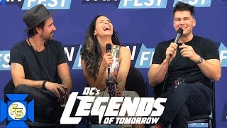 DC's LEGENDS OF TOMORROW Panel - FanFest New Jersey 2019