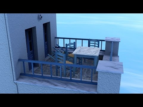 Greek Island Assets for Games
