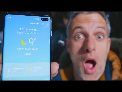Samsung Galaxy S10 - Prise en Main et Explications ...