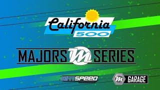Majors Series | International Region | Round 14 | California 500