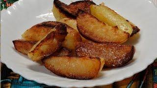 Как пожарить картошку? Мой способ приготовления