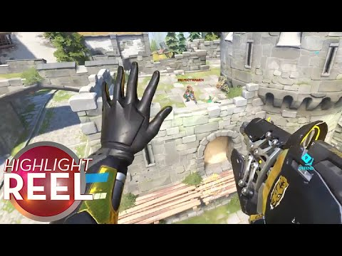 Highlight Reel #365 - Widowmaker Player Is Ice Cold