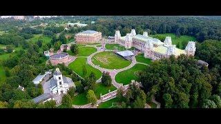 видео Музей-заповедник Царицыно в Москве