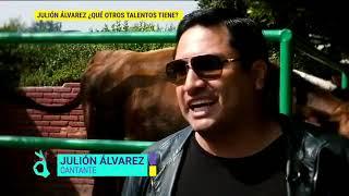 Julión Álvarez nos presenta otra de sus pasiones, ¡su ganado! | De Primera Mano