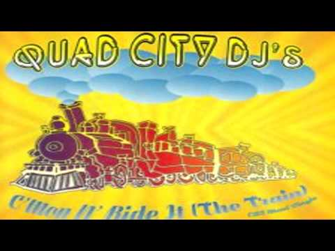 Quad City Dj's - C'mon N' Ride It (The Train) Dance Remix -13