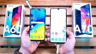 Samsung Galaxy A60 vs Samsung Galaxy A70