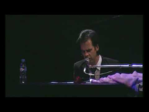Nick Cave and The Bad Seeds - Into My Arms - Live