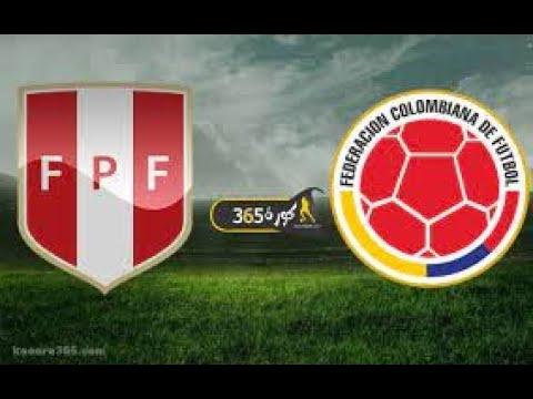 Colombia v Peru Copa America 2021 Simulator - YouTube