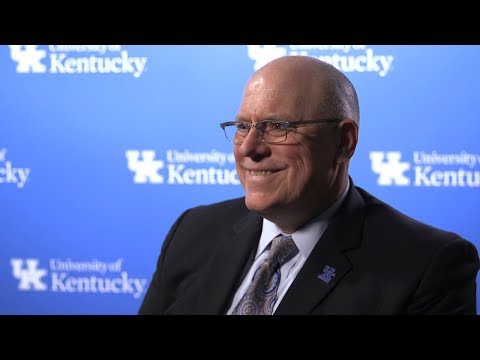 Get to Know New UK Provost David Blackwell