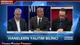 Gambar cover Gündem Ekonomi- 16 Aralık 2018- Celal Toprak- Özgür Kaan Alioğlu- Recep Erçin- Ulusal Kanal