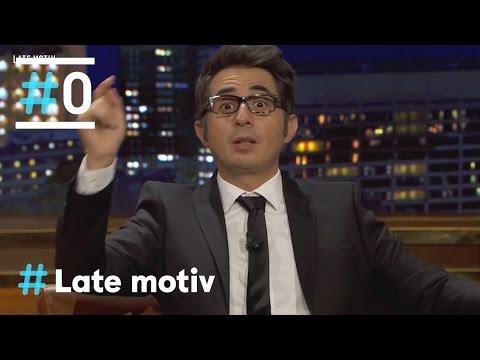 Late Motiv: Fiestas locas y erecciones matutinas - Consultorio de Berto #LateMotiv127 | #0
