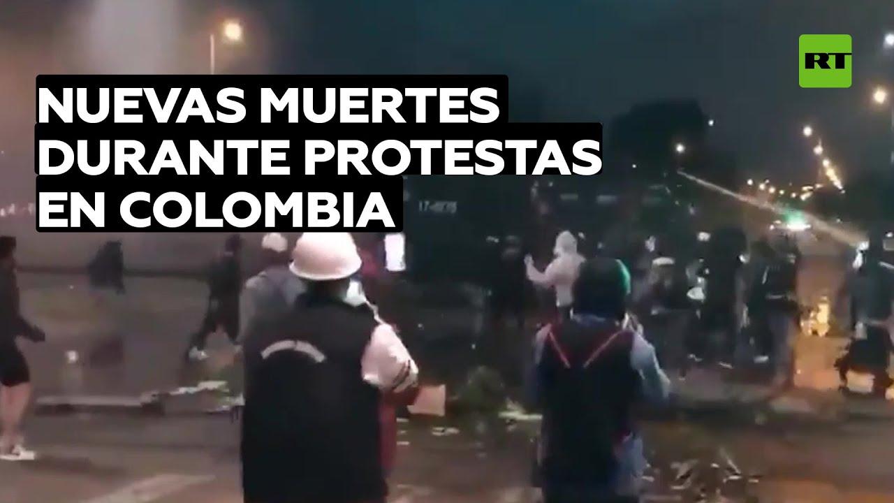 Las protestas se recrudecen en Colombia tras dos nuevas muertes en 48 horas