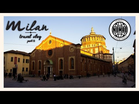 Fashion Capital of the World | Milan Travel Vlog | Part 2