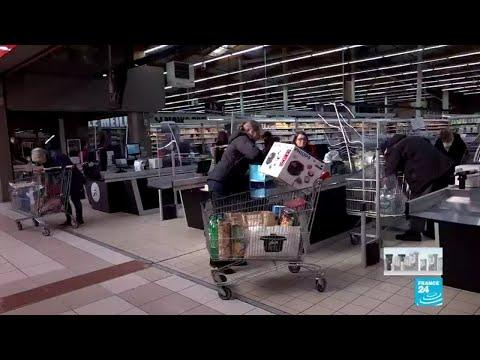 Coronavirus: À Lisieux, les supermarchés aménagent leurs horaires pour le personnel soignant