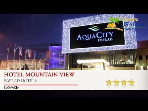 Hotel Mountain View - Poprad Hotels, Slovakia