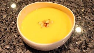 Creamy Butternut Squash Soup - OrsaraRecipes