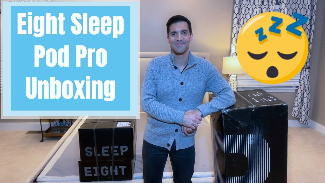 Eight Sleep Unboxing