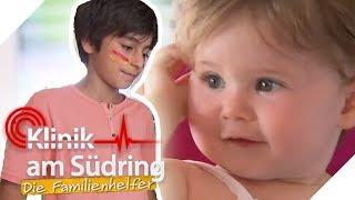 Stirbt das Baby? Ihr Bruder hat große Angst um sie! | Die Familienhelfer | SAT.1