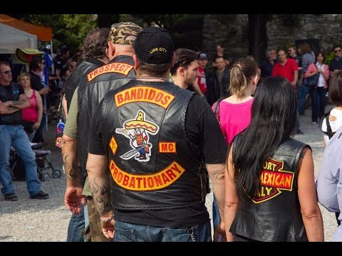 Bandidos MC Of Texas Extremely Dangerous Motorcycle gang