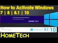 Your windows license will expire soon fixed | Activate windows  8 | 8.1 | 10  Permanently 100% work