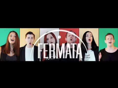 Премьера клипа! FERMATA | WORDS (cover Real Group)